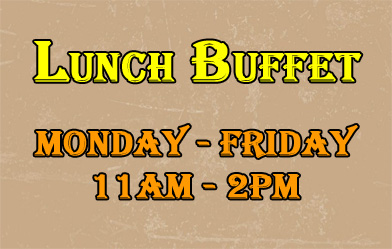 woodys lunch buffet monday - friday
